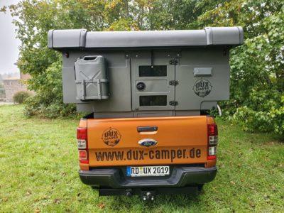Dux Camper Stealth Wohnkabine 1