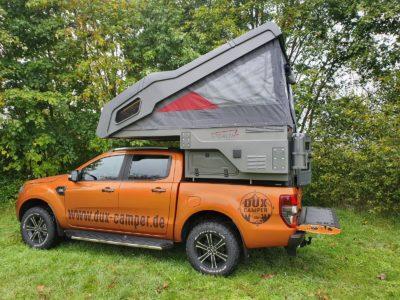 Dux Camper Stealth Wohnkabine