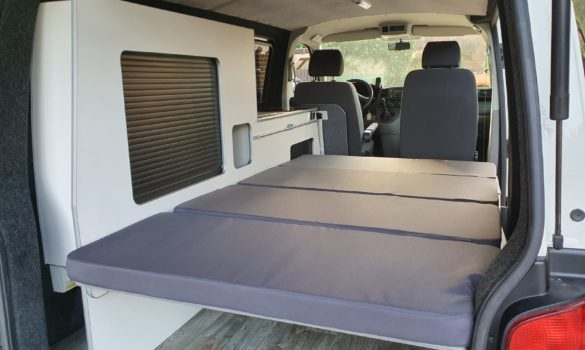 Dux Camper Sport Camper Van 2