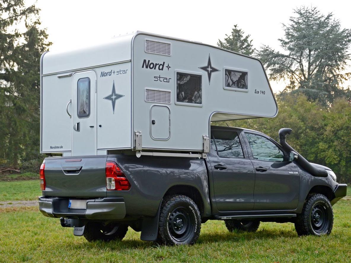 Dux Camper Nordstar Eco 140