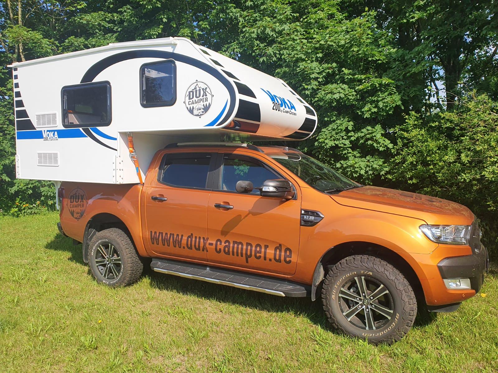 Dux Camper Camp Crown VoKa 200